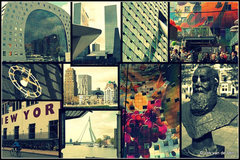 Rotterdam uitgelicht