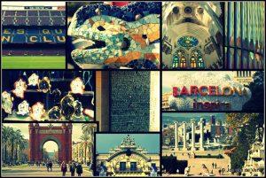 Barcelona uitgelicht
