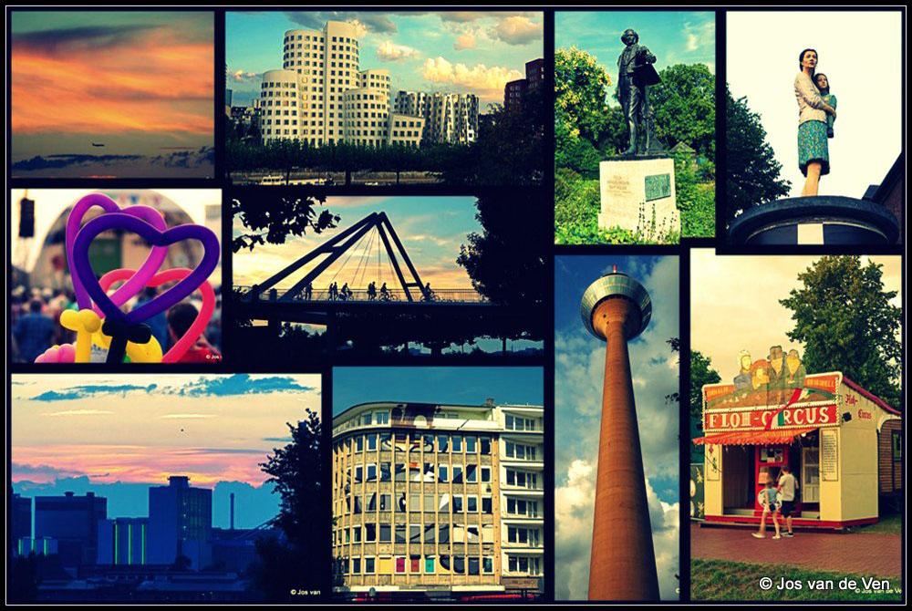 Düsseldorf uitgelicht
