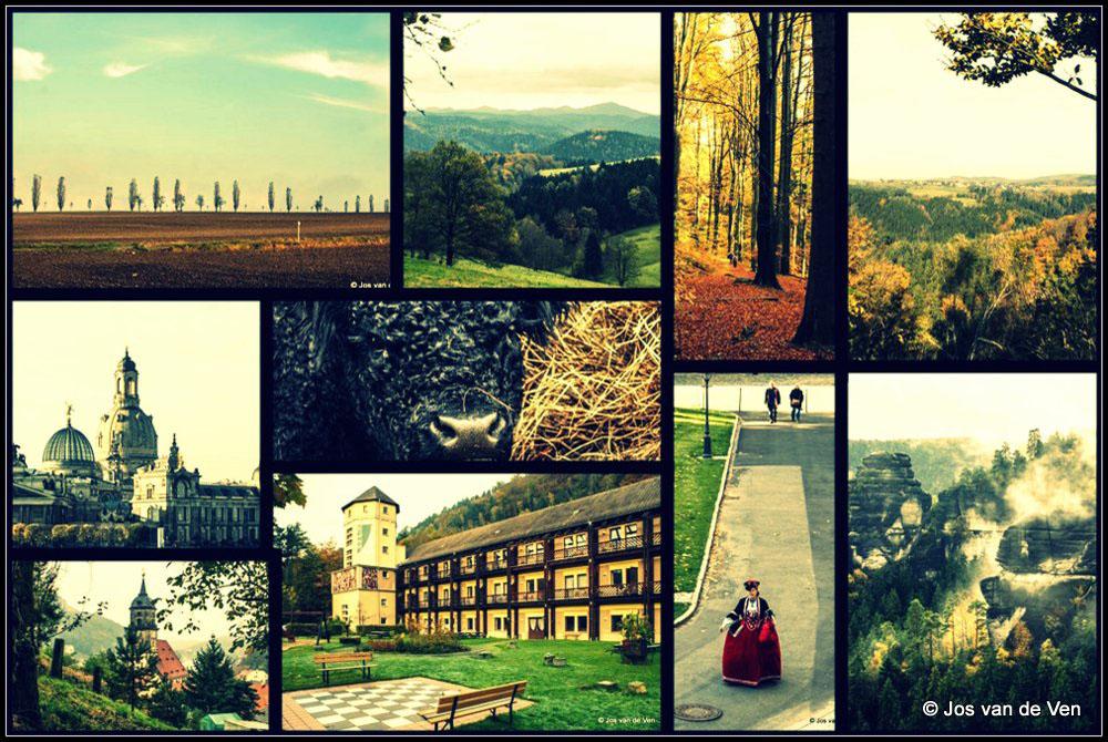 Sächsische Schweiz uitgelicht